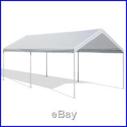 Carport Canopy Tent Frame Shelter Car Boat Truck Garage Storage Shade Metal Big