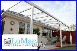 Clear As Glass Canopy, Garden Ideas, Patio Ideas, Shelter Ideas Decking Cover