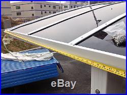 Double Aluminum alloy Protective Car Shelter/Car Canopy/Carport Tent/car awning