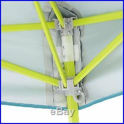 E-Z UP VS3LA12SP Vista Instant Shelter Canopy, 12 x 12 Feet, In Splash Color New