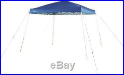 EZ UP Canopy 10 X 10 Shade Tent Camping Tailgating a Picnic or Beach Events