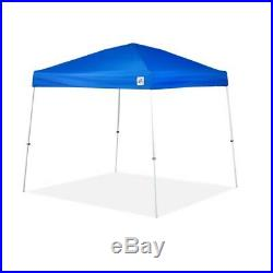 EZ-UP VS2910BL Vista Blue Pop Up Shade Tent Canopy 10 x 10 EZUP