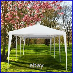 Eight Sides Camping Tent Cabin Canopy Porch Waterproof Outdoor Party Large