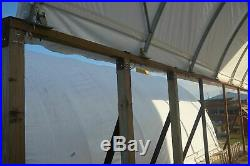 F-40W40L15H (ft) ROOF TOP CANOPY