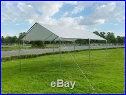 HEAVY DUTY Outdoor Canopy 10 x 20 Carport Car Boat Shelter Party Tent Anti UV
