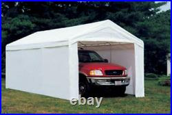 Heavy Duty 10'x20' Outdoor Canopy Shelter Shed Garage Carport Storage Tent