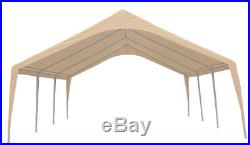 Impact Canopy Portable Carport 20x20 Garage Outdoor Shelter Wedding Event Canopy