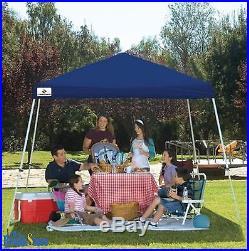 Instant Canopy Tent 12x12 Outdoor Pop Up Ez Gazebo Patio Beach Sun Shade