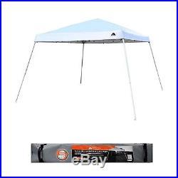 Instant Canopy Tent 12x12 Outdoor Pop Up Ez Gazebo Patio Beach Sun Shade 4 Leg