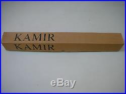KM45RMA Kamir Tubular Motors for Awnings and Rollup Shutter 50 Nm Radio Override