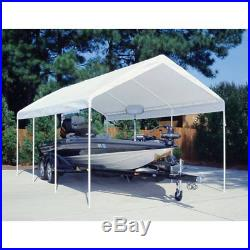 King Canopy 12 x 20 ft. Universal Canopy, White, 12 x 20