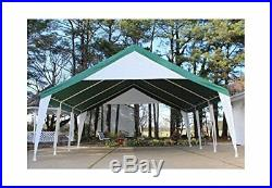 King Canopy 20 Ft x 20 Ft Green/White Event Tent Cover, T2020ETG New