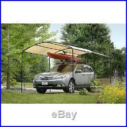 Monarc Canopy 9' x 16' Waterproof Car Garage Outdoor Protection Waterproof New