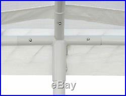 NEW Portable Heavy Duty Canopy Car Garage 10' X 20' Tent Carport Steel Frame