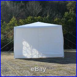 New 10'x30'Canopy Party Outdoor Wedding Tent Gazebo Pavilion Cater Events 8 Wall