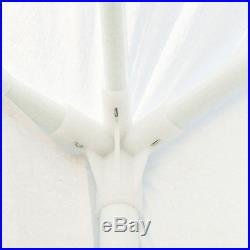 Outdoor 10x30' Party Tent Gazebo Pavilion Canopy Heavy Duty withSide Walls White