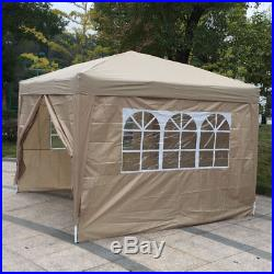 Outdoor 118x118 POP UP Gazebo Wedding Party Tent Canopy Folding With Carry Bag