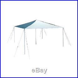 Outdoor Waterproof Canopy Tent 12' x 12' Gazebo 4 Leg Patio Yard Beach Sun Shade
