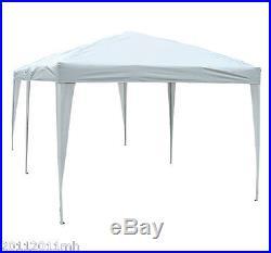 Outsunny 10 x 20 ft Gazebo Patio Party Pop-up Tent Wedding Canopy Garden Shelter