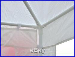 Party Tent Canopy Heavy Duty Outdoor BBQ Wedding Gazebo Xmas Events Yard