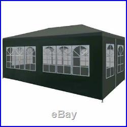 Party Tent garden marquee Pavilion Patio Wedding Canopy BBQ Gazebo 10x20