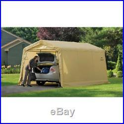 Portable Garage Shelter Instant Boat Enclosed Carport ...