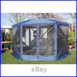 Portable Instant Screen House Quick-Set Outdoor Gazebo Tent Escape Canopies