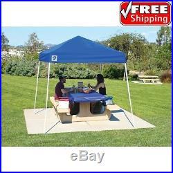 Portable Sport Canopy Tent 8x8 Outdoor Picnic Patio Beach Garden BBQ Sun Shade