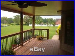 Quality Insulated Aluminum Patio Cover Kits, Multiple Sizes