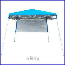 Quictent 10x10 Ez Pop Up Canopy Tent Instant Folding Canopy Waterproof Blue