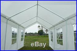 Quictent 20 x10 Heavy Duty Portable Garage Carport Car Shelter Canopy Storage