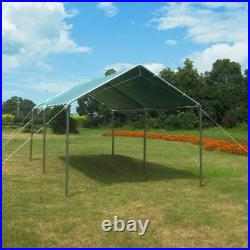Quictent Heavy Duty 10'x20' Carport Boat Cover Car Shelter Outdoor Canopy Garage