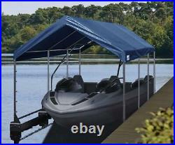Quictent Heavy Duty Carport Canopy Outdoor PE Cover Garage Car Shelter 10x20 FT
