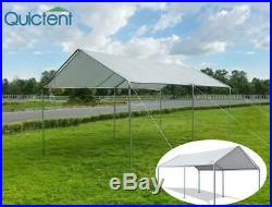 Quictent Portable Carport Garage Canopy Car tent Car Shelter Heavy Duty 10x20 FT