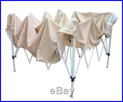 Quictent Screen 10x10 Ez Pop Up Gazebo Party Tent Canopy Mesh Screen With Bag