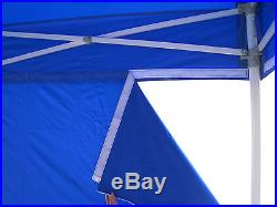 Replacement 10x10 Instant Sunshade Patio Gazebo Tent EZ Pop Up Canopy Top Cover