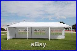 SALE $$$ 10'x30' Wedding Party Tent with Metal Connectors Storage Bag Included