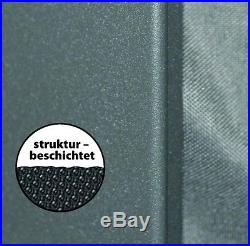 Seitenmarkise Sichtschutz Sonnenschutz Windschutz 250 g/m2 Polyester Windklasse2