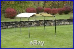ShelterLogic 10x18 Monarc Canopy Carport Shade Cover 25867