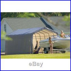 ShelterLogic 12 x 24 x 10 ft. Instant Garage Heavy Duty Canopy Carport