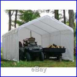 ShelterLogic 12 x 30 ft. Enclosed Canopy Kit