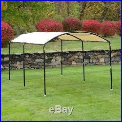 ShelterLogic 25867 Monarc Canopy 10' x 18' Sandstone NEW