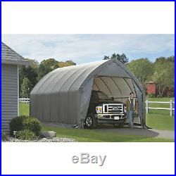 ShelterLogic Instant Garage-in-a-Box for SUV/Truck- 20ftL x 13ftW x 12ftH