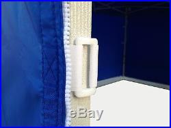 Side Enclosure Wall 10x10 Panels Zipper Wall Kit For Pop Up Canopy Instant Tent