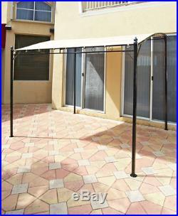 Sun Shade Awning Gazebo Canopy Pergola Patio Deck Cover