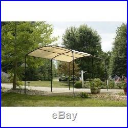 Sun Shade Car Canopy Carport Tent Shelter Frame Portable Garage Heavy Duty