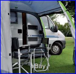 Tenda Veranda Campeggio Per Furgone O Camper Modello Coral Facile Da Montare