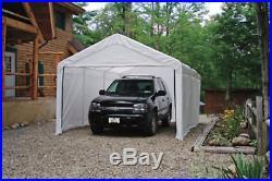 Tent Storage Garage Enclosure Shelter Canopy Kit Fabric Building Portable Car