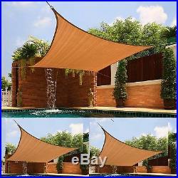UV Sun Shade Outdoor Sun Screen Portable Fabric Awning ...