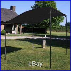 VidaXL Sunshade Awning Weather Resistant 98.4 Anthracite Patio Shelter Tent